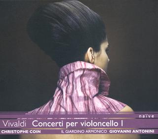 Antonio Vivaldi   concerti pour violoncelle (vol.1)