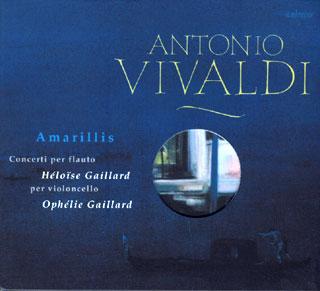 Antonio Vivaldi | concerti pour flûte et pour violoncelle