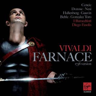 Antonio Vivaldi | Farnace (version de 1738)