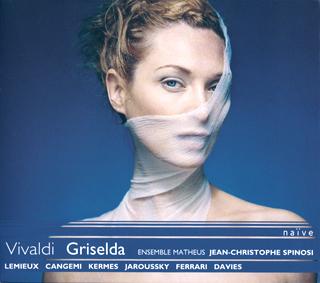 Antonio Vivaldi | Griselda