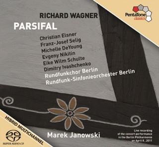 Richard Wagner  Parsifal