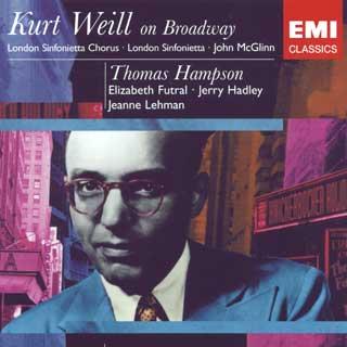 Kurt Weill | airs pour Broadway