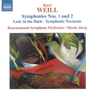Kurt Weill | Symphonies n°1 et n°2 – Lady in the Dark (extraits)