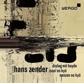 au programme : trois œuvres avec orchestre d'Hans Zender (né en 1936)