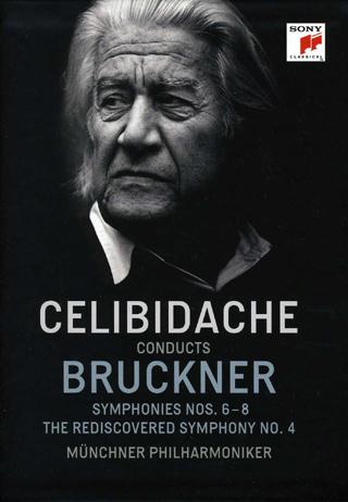 Sergiu Celibidache joue Bruckner | Symphonies n°6 – n°7 – n°8