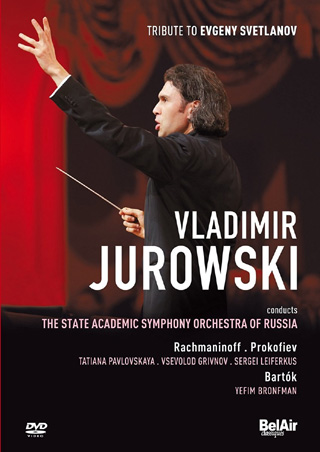 Vladimir Jurowski joue Bartók, Prokofiev et Rachmaninov