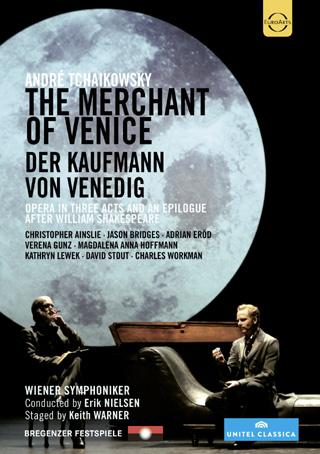 Erik Nielsen crée The merchant of Venice, l'opéra d'André Tchaïkowsky
