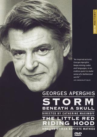 un portrait du compositeur Georges Aperghis, né à Athènes en 1945