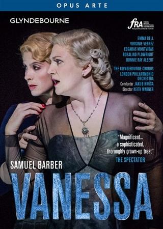 Jakub Hrůša joue Vanessa (1958/1964), un opéra de Samuel Barber