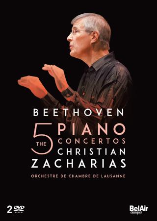 À Lausanne, Christian Zacharias joue les concerti pour piano de Beethoven