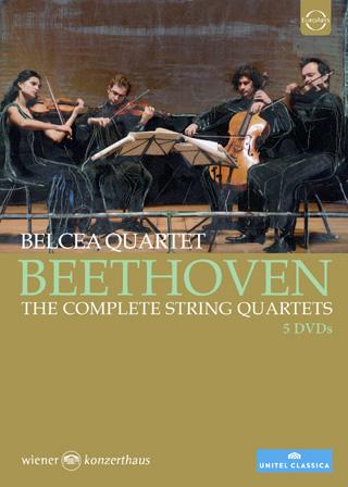 Le Quatuor Belcea offre une intégrale Beethoven, à Vienne, en mai 2012