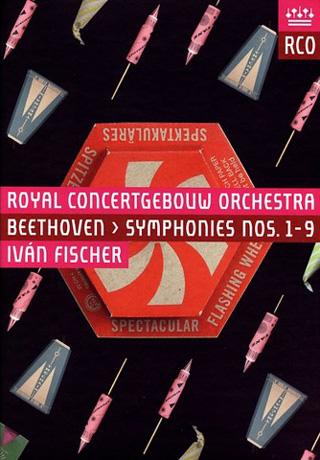 En 2013 et 2014, Iván Fischer joue les neuf symphonies de Beethoven