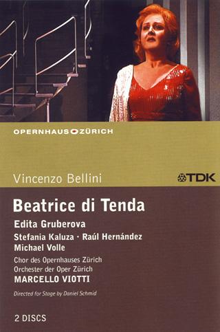 une production de l'Opernhaus Zürich, filmée en décembre 2001