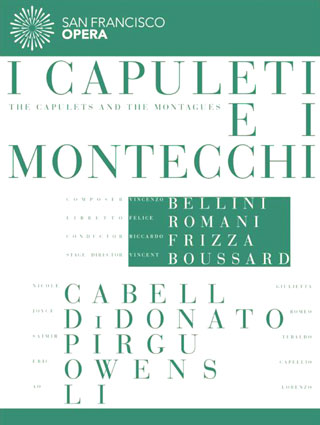 Riccardo Frizza joue I Capuleti et i Montecchi (1830), opéra de Bellini