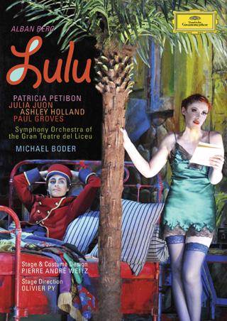 Lulu, opera de Berg, dans la mise en scène d'Olivier Py