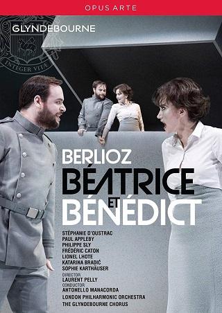 Antonello Manacorda joue Béatrice et Bénédict (1863) d'Hector Berlioz