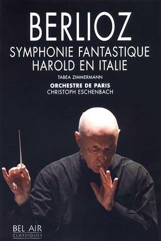 Eschenbach dirige Berlioz, salle pleyel, en octobre 2001