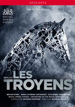 Hector Berlioz   Les Troyens
