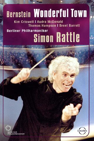 Simon Rattle et la Philharmonie de Berlin | Bernstein