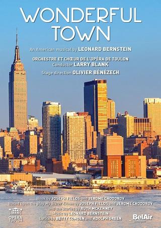 Larry Blank joue Wonderful Town (1953), comédie musicale de Bernstein