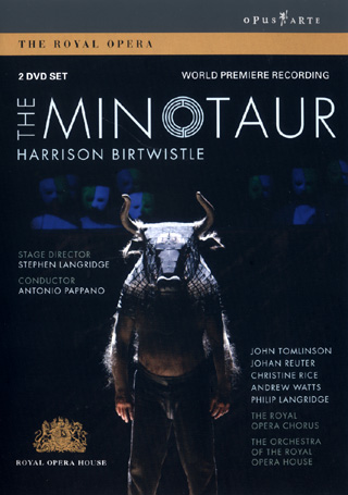 Harrison Birtwistle | The Minotaur