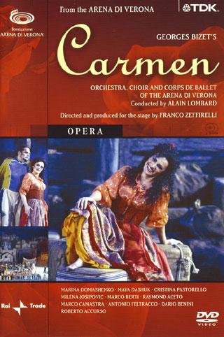 Zeffirelli, maître d'œuvre d'un grand spectacle de bon goût, en juillet 2003