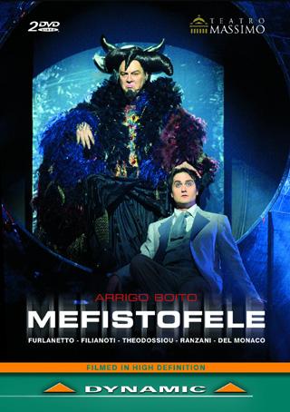 Arrigo Boito | Mefistofele