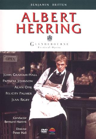 Benjamin Britten | Albert Herring