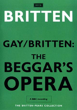 Benjamin Britten | The beggar's opera