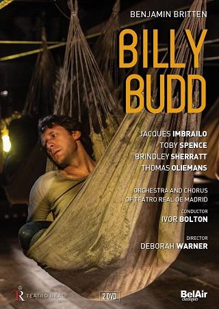 Ivor Bolton joue Billy Budd (1964), célèbre opéra de Benjamin Britten