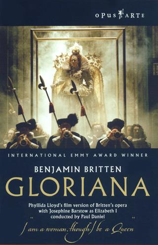 Benjamin Britten | Gloriana