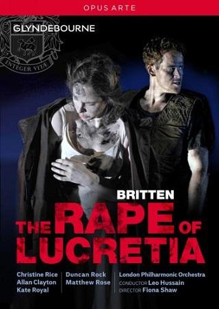 Leo Hussain joue The rape of Lucretia (1946), opéra de chambre de Britten