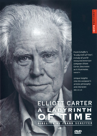 Un labyrinthe du temps, portrait d'Elliott Carter