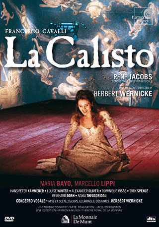 La Calisto, opéra de Cavalli