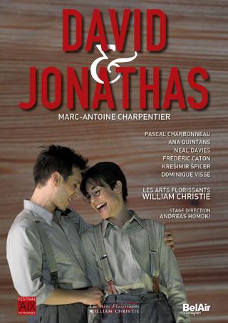 Marc-Antoine Charpentier | David et Jonathas