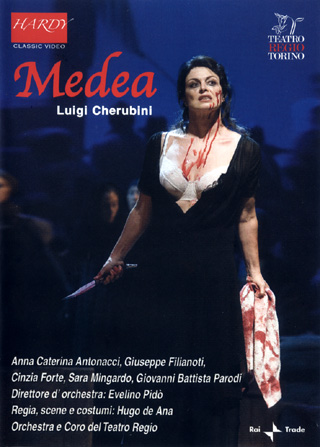Luigi Cherubini | Medea