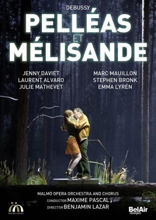 Maxime Pascal joue Pelléas et Mélisande (1902) de Claude Debussy