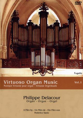 Un programme varié pour l'organiste Philippe Delacour