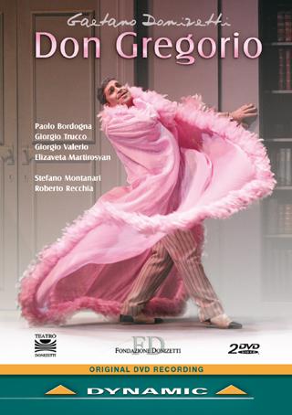 Gaetano Donizetti | Don Gregorio