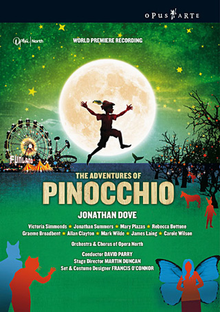 Jonathan Dove | The adventures of Pinocchio