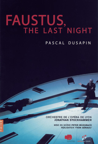 Pascal Dusapin | Faustus, the last night