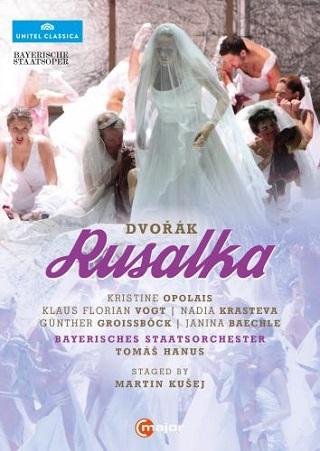 À Munich en 2010, Tomáš Hanus joue Rusalka (1901), l'opéra de Dvořák
