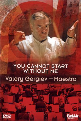Un portrait du chef Valery Gergiev, daté de 2008
