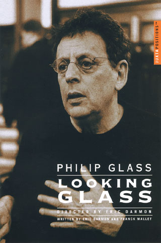 un portrait de Philip Glass