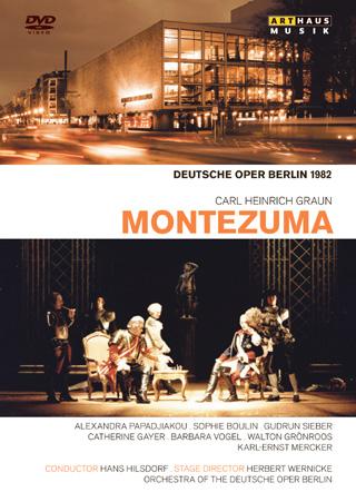Carl Heinrich Graun | Montezuma