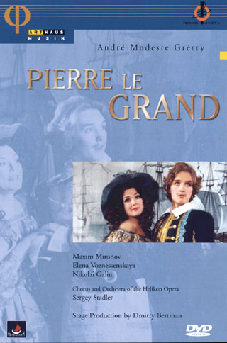 André Grétry | Pierre le Grand