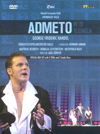 production saxonne de l'Opernhaus Halle (2006)
