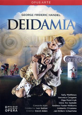 Georg Friedrich Händel | Deidamia
