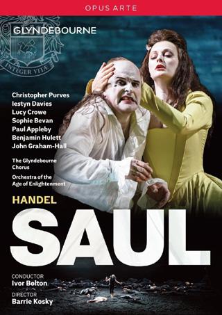 Ivor Bolton joue Saul (1739), oratorio anglais de Georg Friedrich Händel
