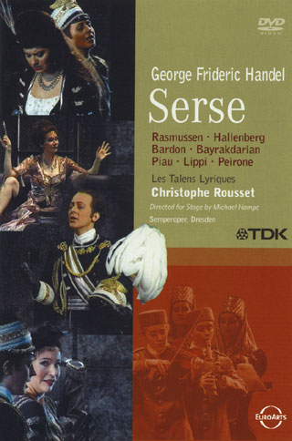 production du Semperoper de Dresde (juin 2000)